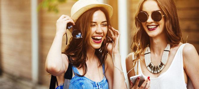 Planlæg en venindetur for dig og din bedste veninde