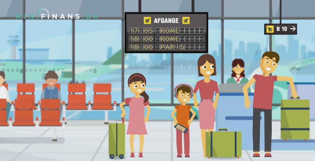 Få et ferielån hos MiniFinans